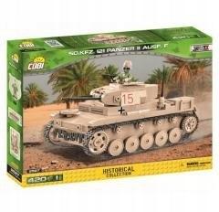 WWII Sd.Kfz.121 Panzer II Ausf. F