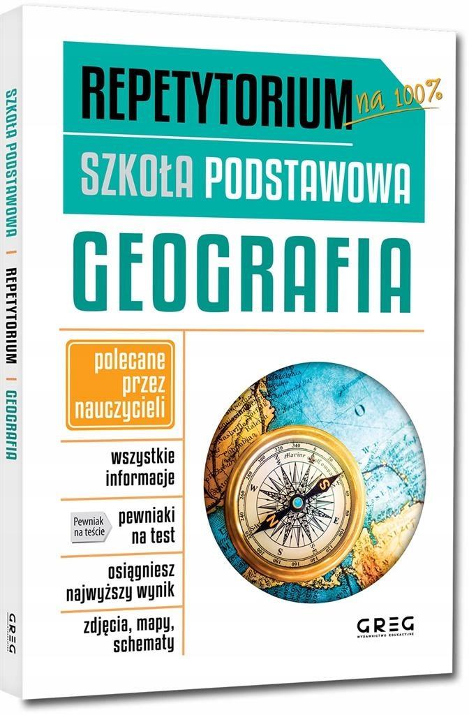 Repetytorium SP Geografia w.2020 GREG Krystyna Dup