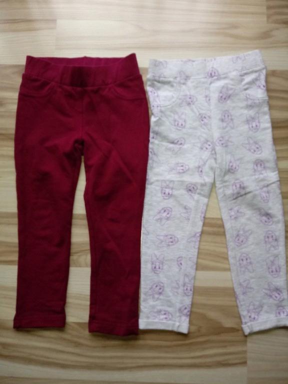 Legginsy Spodnie