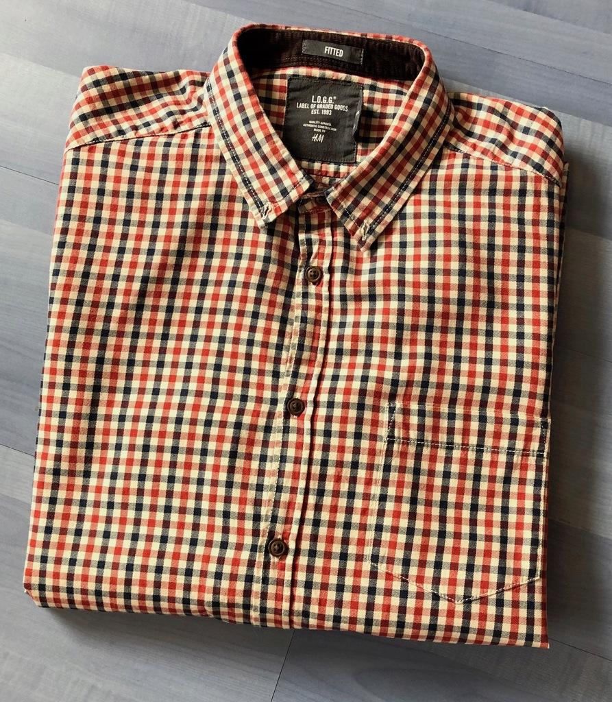 Koszula H&M rozm L WYPRZEDAŻ!