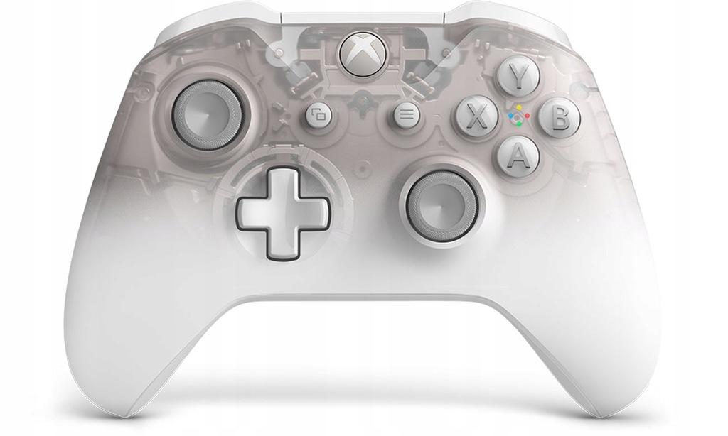 Pad do Xbox One Wireless Controller Phantom White
