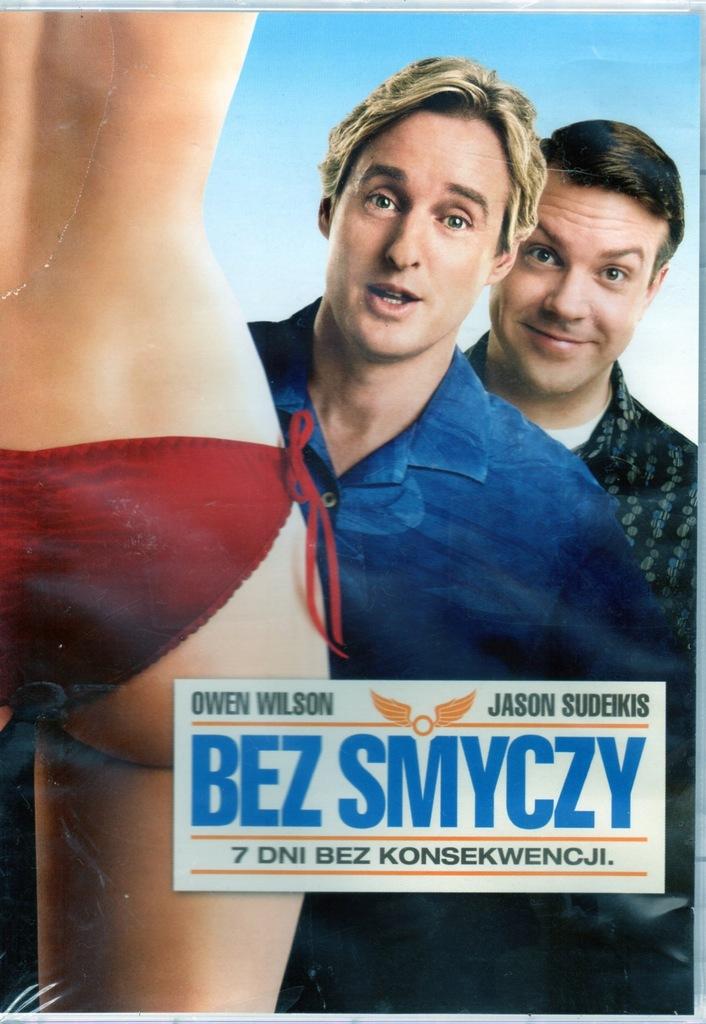 Bez smyczy -DVD Nowa