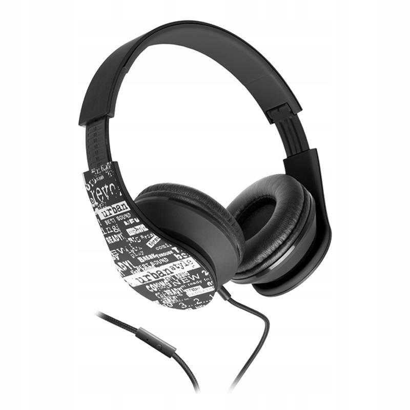 Słuchawki Tracer TRASLU45252 (kolor czarny)