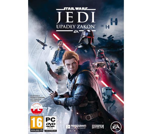 Gra PC Star Wars Jedi Upadły Zakon Komputer
