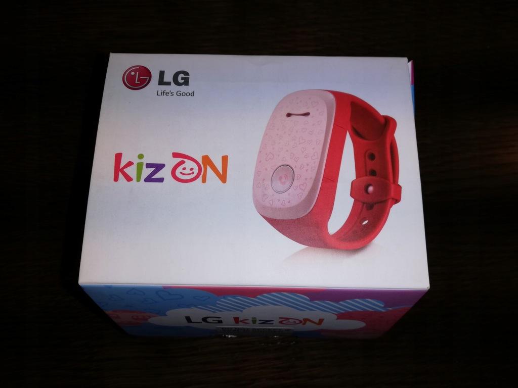 TELEFON LOKALIZATOR DLA DZIECKA LG KizON W105E