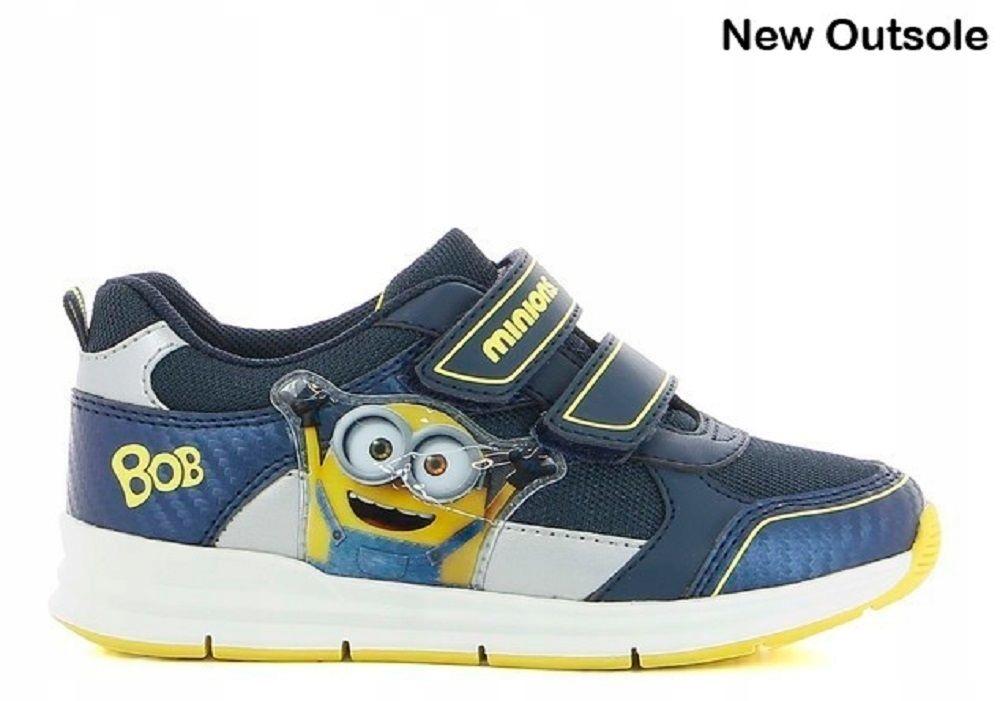DISNEY MINIONKI adidasy buty sportowe 25 WYPRZEDAŻ