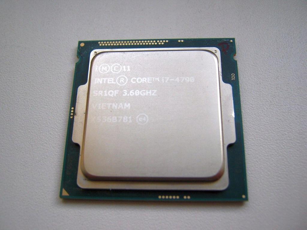 Intel i7 4790 4.0GHz BCM