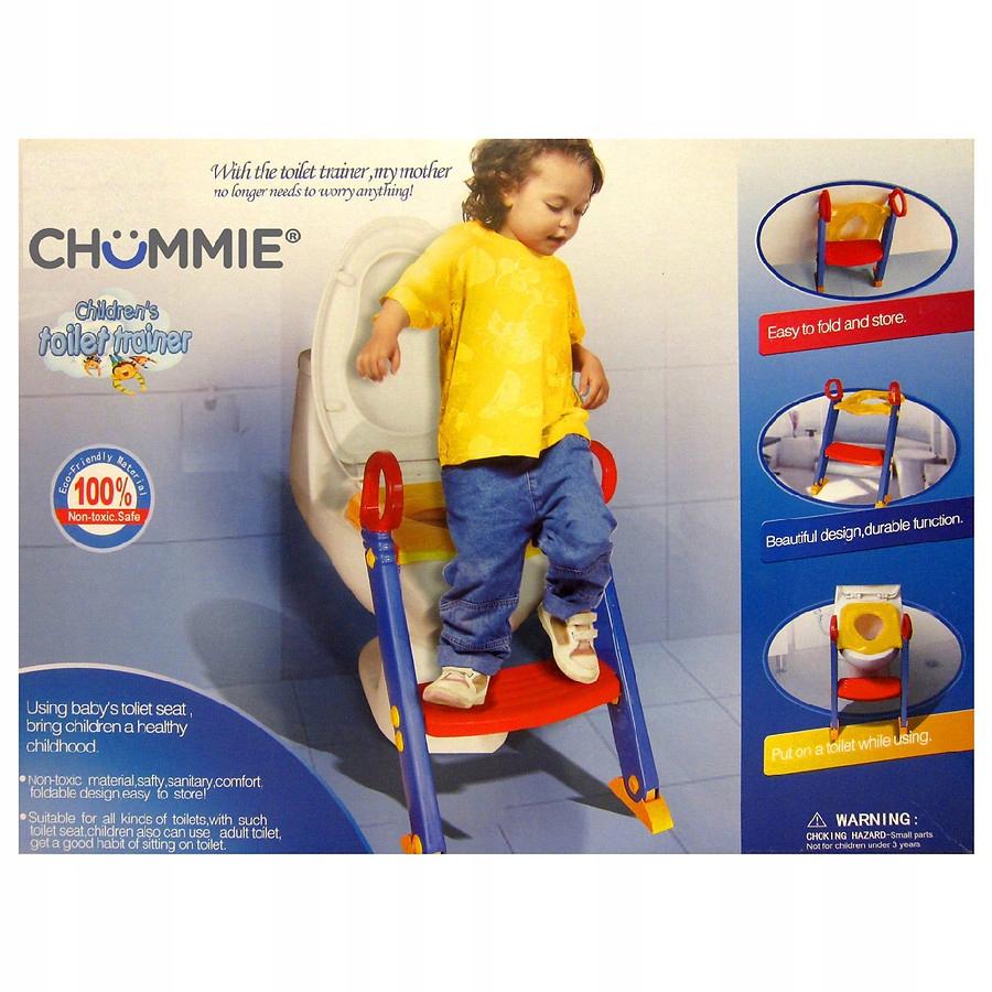 Chummie Children's Toilet Trainer