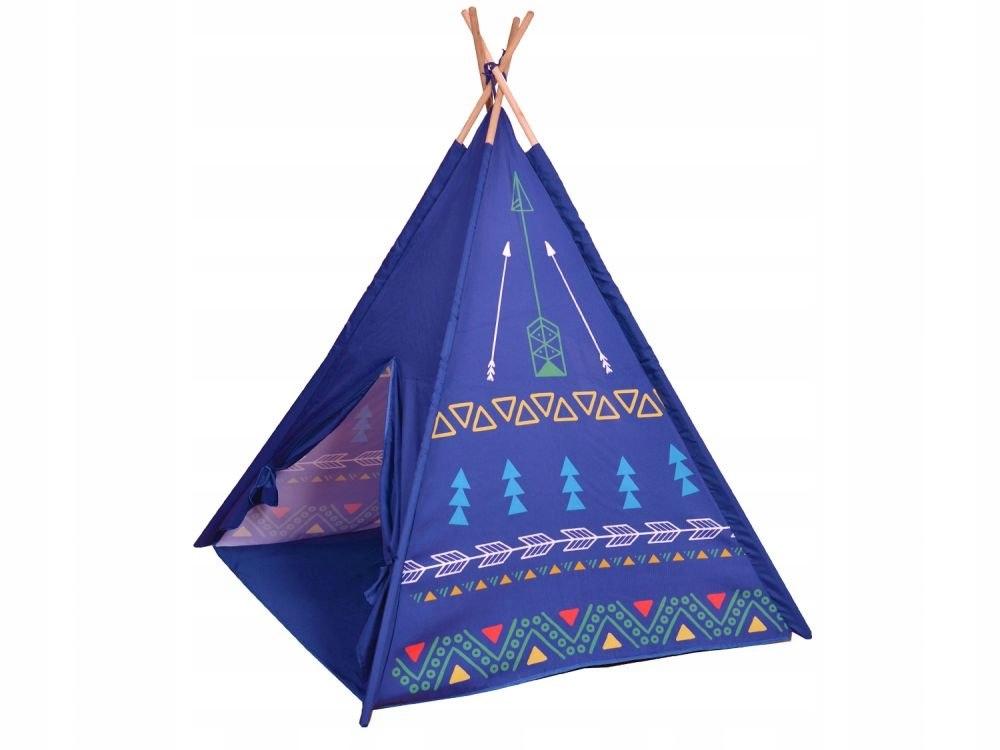 Namiot namiocik tipi wigwam domek dla dzieci fiole