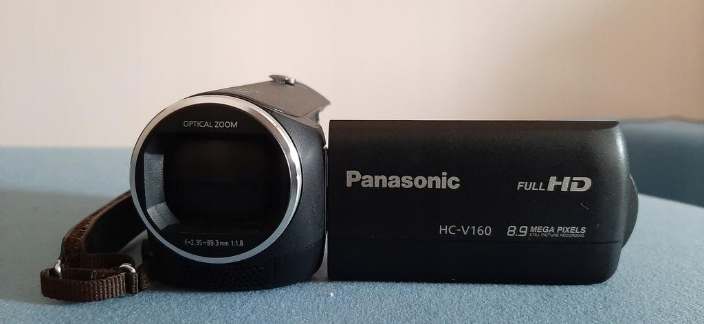 kamera panasonic HC-V160