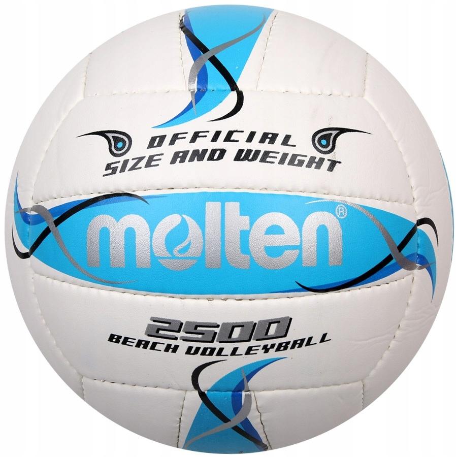 Piłka siatkowa plażowa MOLTEN BV2500