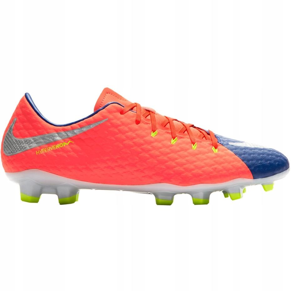 Buty piłkarskie Nike Hypervenom Phelon Iii r.40,5