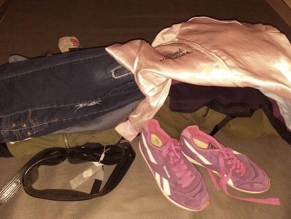 MEGA PAKA NOWE kurtka buty spodnie koszule XS/34