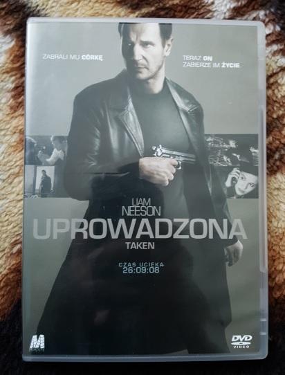Uprowadzona DVD PL IDEAŁ!!!