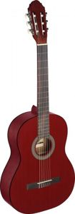Stagg C440M CZERWONA - gitara klasyczna - NOWOŚĆ!