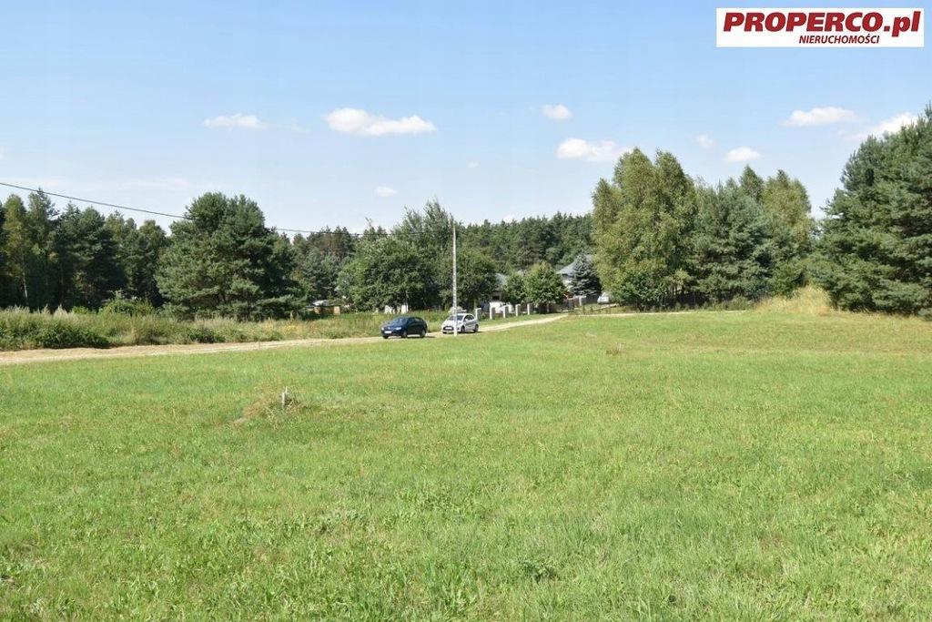 Działka, Borków, Daleszyce (gm.), 971 m²