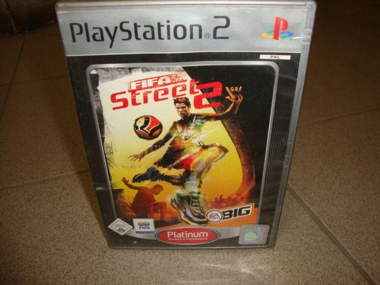 GRA NA PS2 FIFA STREET 2