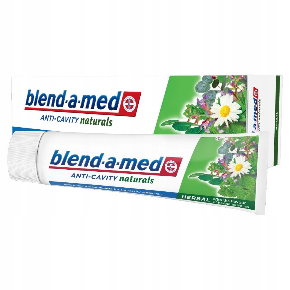 Blend-a-med Anti-Cavity Herbal Pasta do zębów 100m