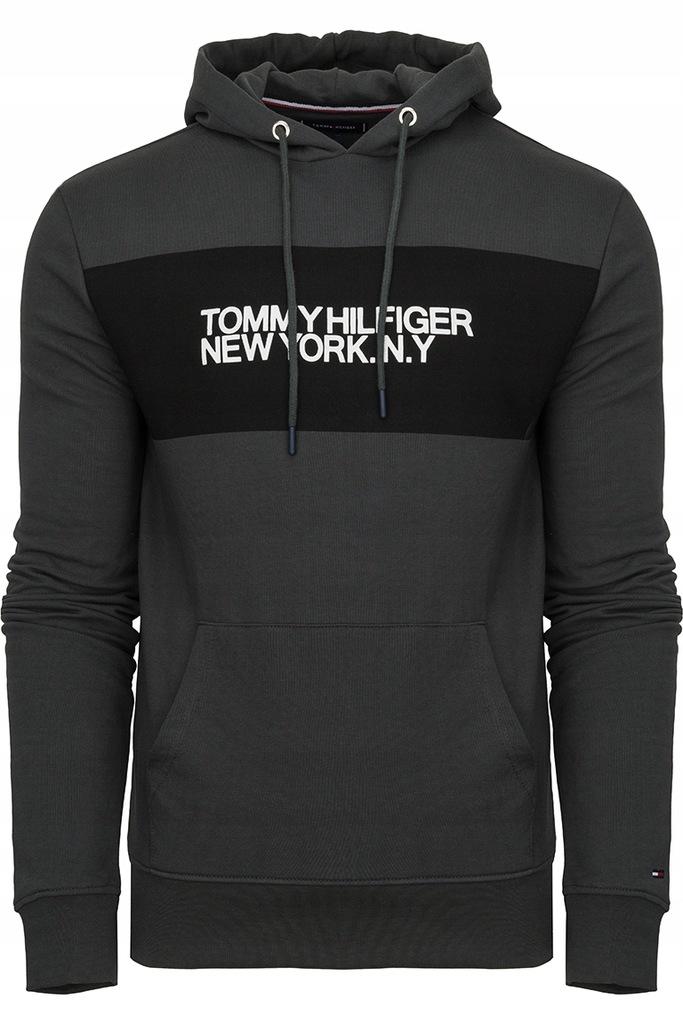 TOMMY HILFIGER - bluza - MĘSKA - Roz.XXL