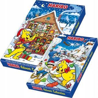 Haribo Zelki Kalendarz Adwentowy Z Niemiec 8552057946 Oficjalne Archiwum Allegro