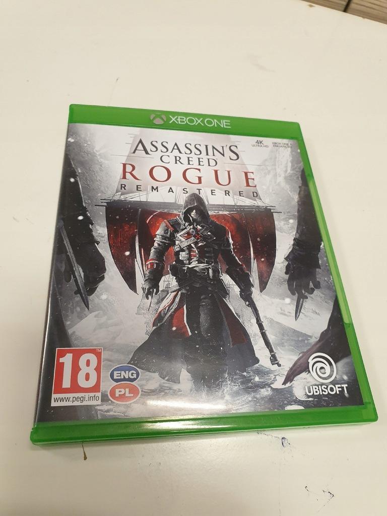 Assassin's Creed Rogue Ramasteres XOne (HB)
