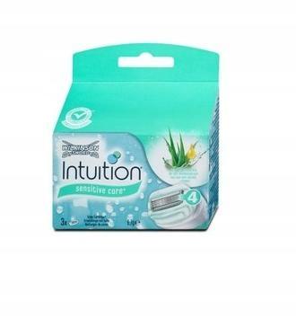 Wilkinson Intuition Sensitive Care wkłady 1 szt