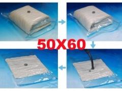 Pokrowiec worek próżniowy hermetyczny 50x60