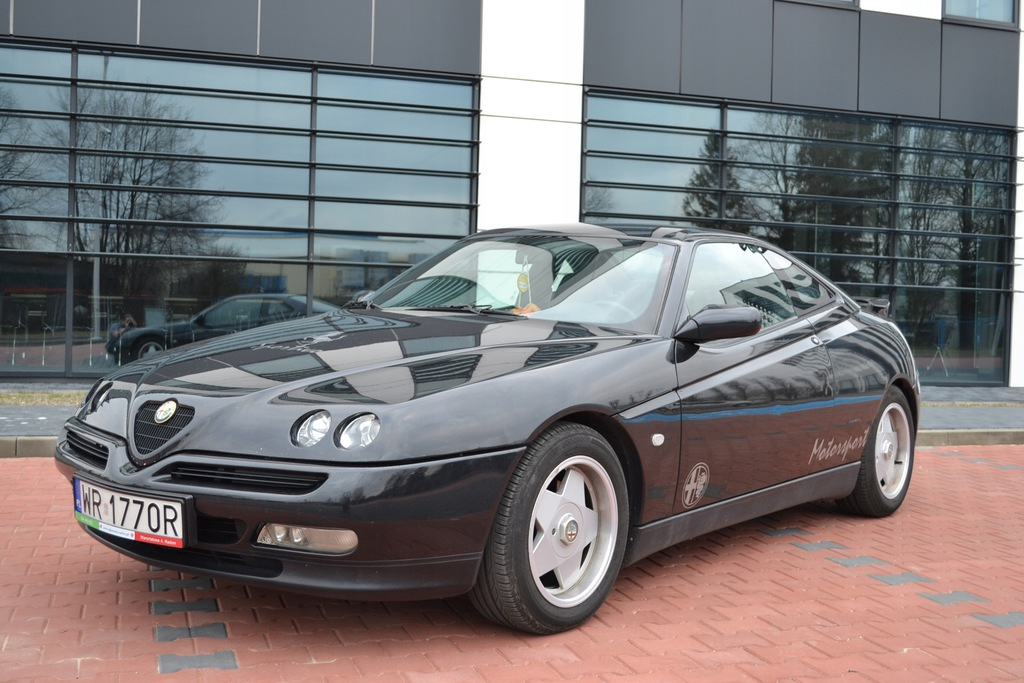 Alfa Romeo Gtv 2 0t Spark Cup Replika 7919051787 Oficjalne Archiwum Allegro