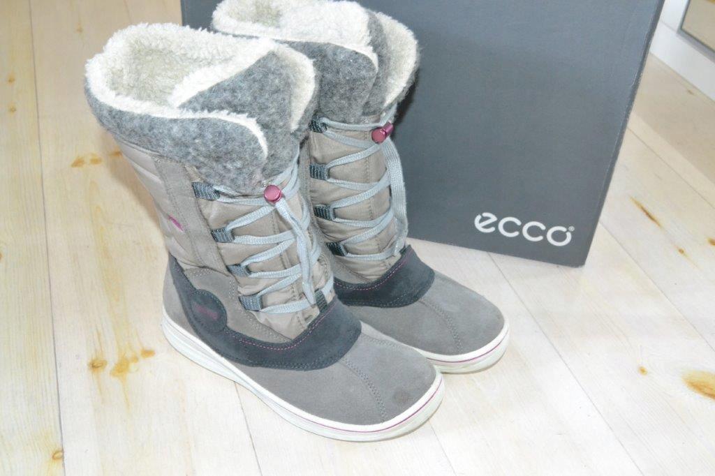 Śniegowce, Kozaki ECCO Nella 36 GORE-TEX