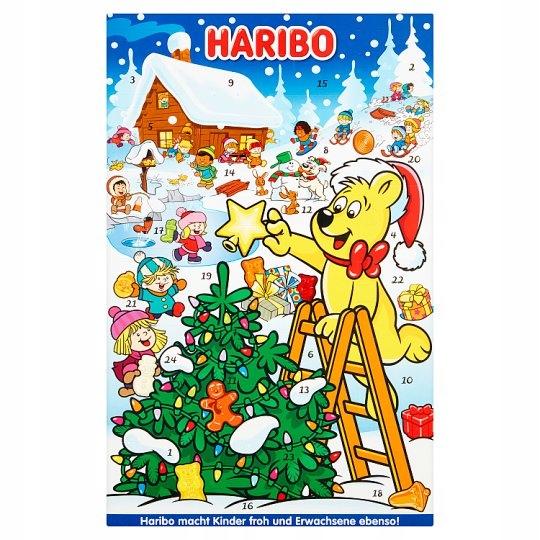 Haribo Kalendarz Adwentowy 300g 7688158061 Oficjalne Archiwum Allegro
