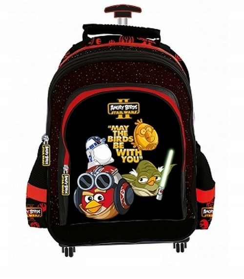 Angry Birds Star Wars Plecak Na Kolkach 0701 8491297283 Oficjalne Archiwum Allegro