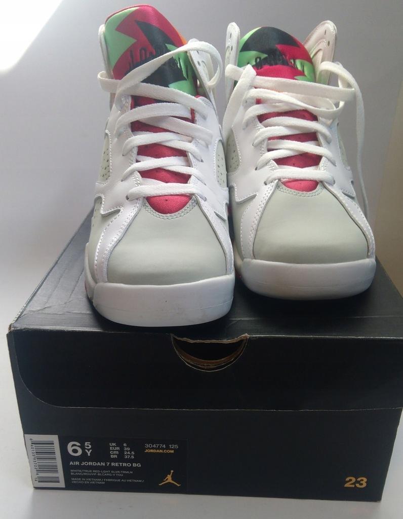 buty Nike Air Jordan 7 Retro 304775 125 r39