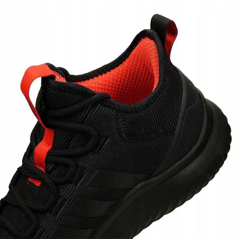 Buty sportowe męskie Adidas Cloudfoam Ultimate B Ball granatowe DA9655