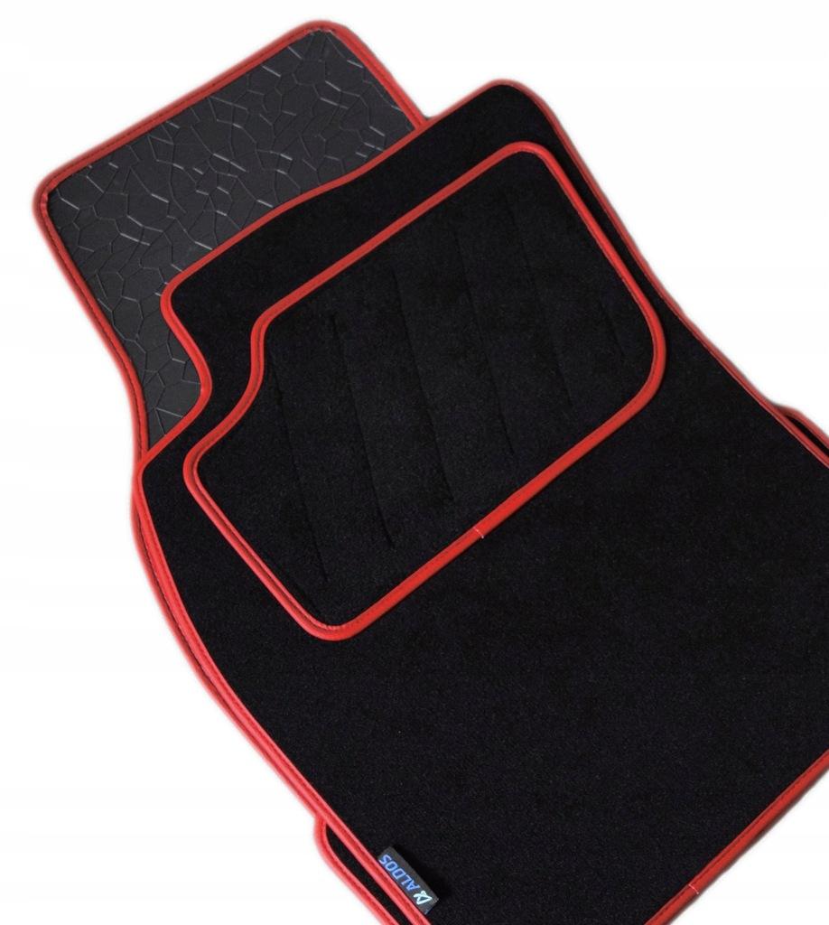 Seat Exeo 2008-2013r. Dywaniki welurowe OP
