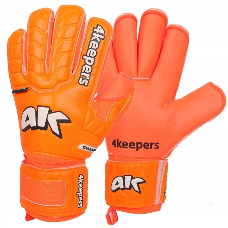 Rękawice bramkarskie 4Keepers Champ Colour Orange