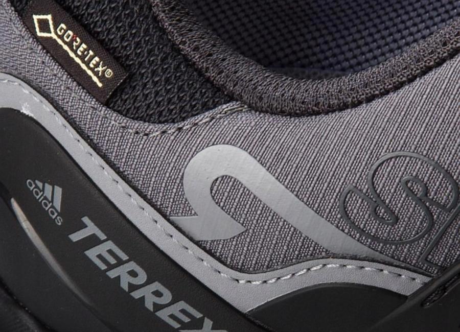 Buty Adidas TERREX SWIFT R2 GTX CM7493 grafitowo czarne NEW