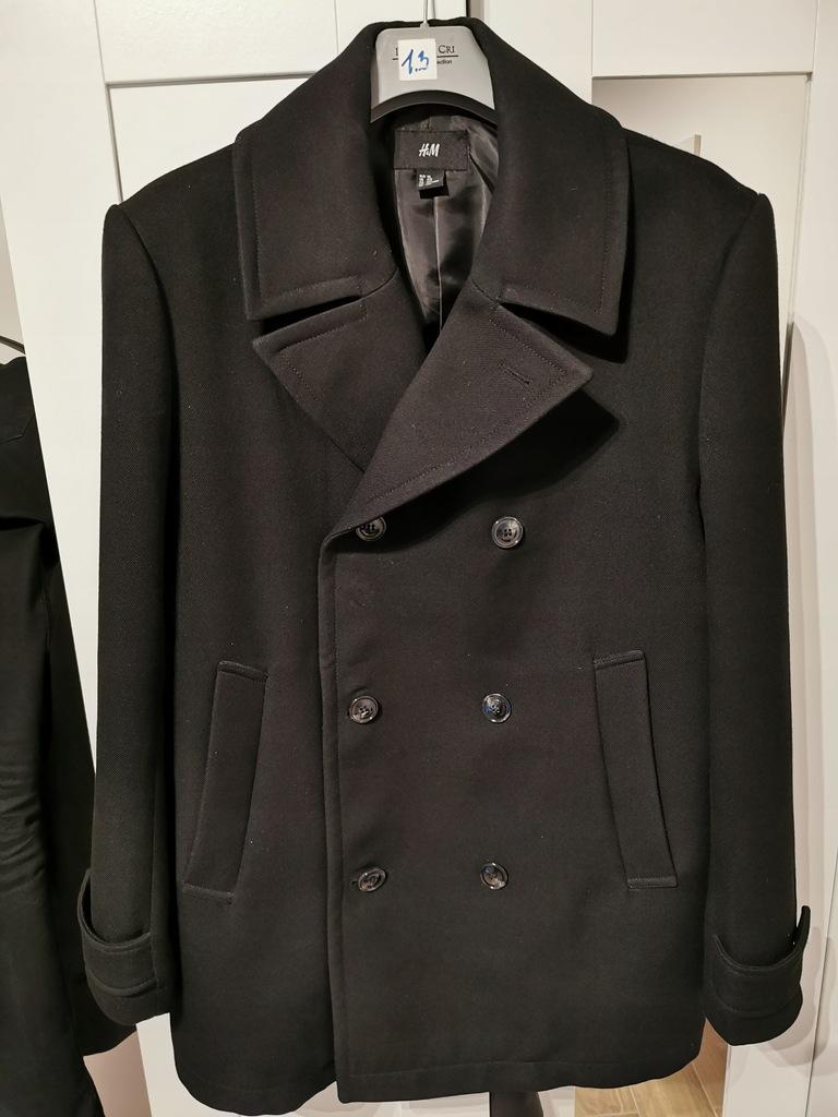 Płaszcz krótki H&M r. 54