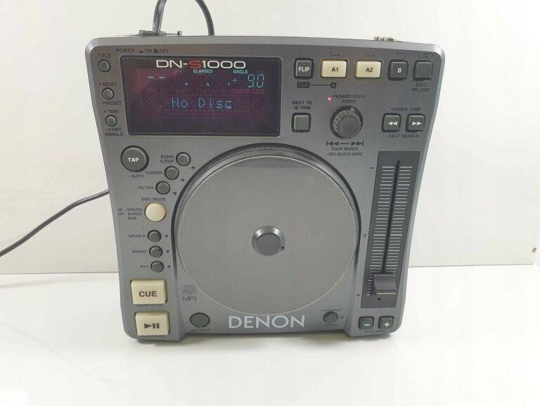 DENON DN-S1000 ODTWARZACZ CD/MP3 1SZT