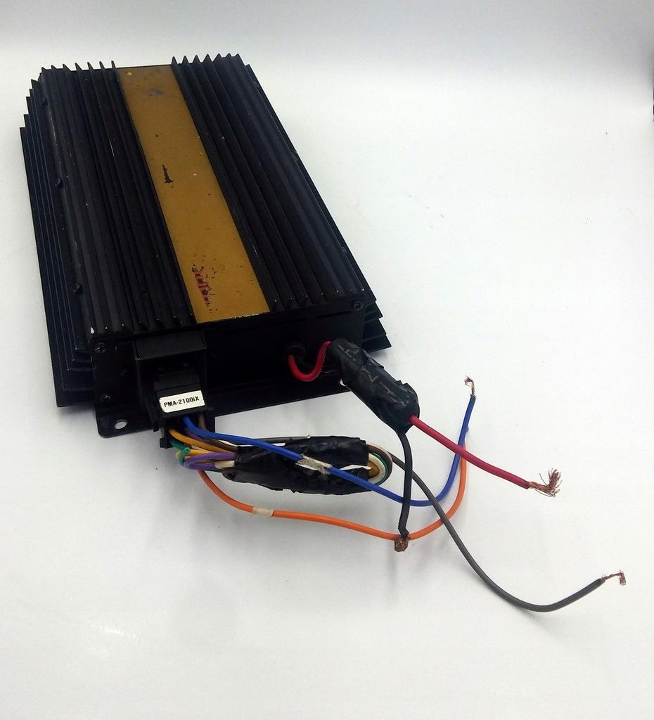 Wzmacniacz samochodowy Alphasonic PMA 2100 iX