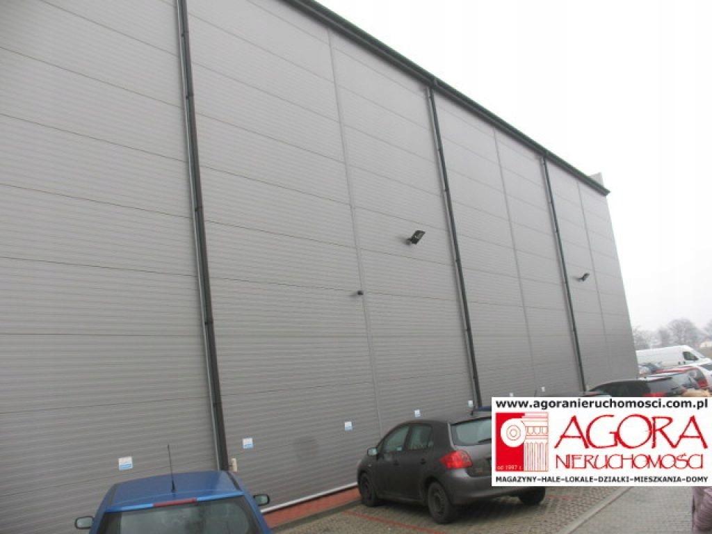 Magazyny i hale, Balice, Zabierzów (gm.), 4500 m²