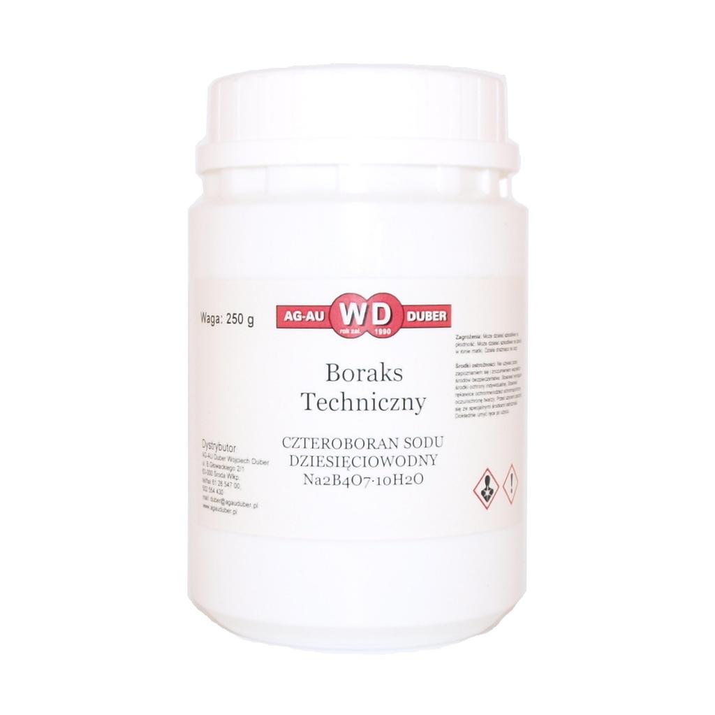BORAKS - Sodu tetraboran 250 g