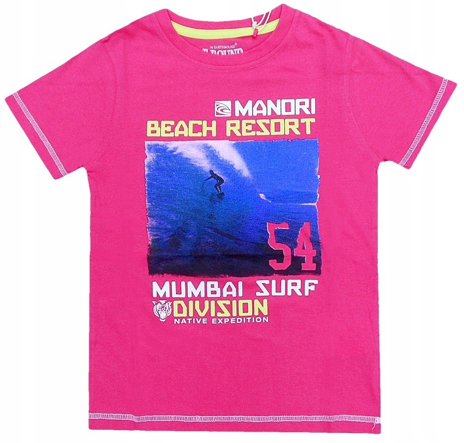 T-shirt młodzieżowy Vegotex : Rozmiar: - 164