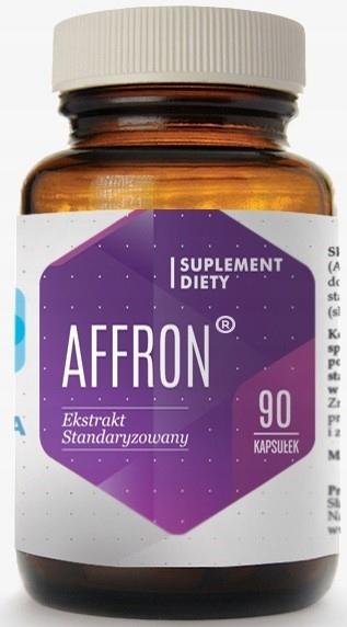 Hepatica Affron 90K. Poprawia Nastrój I Jakość Snu