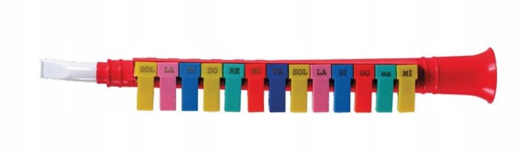 Melodion plastikowy 13 dźwięków DP135 Ever Play