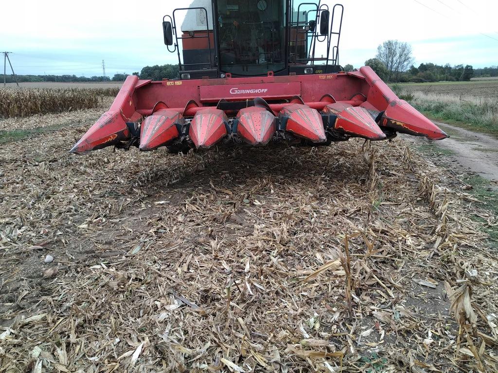 Przystawka do kukurydzy Geringhoff 6 rzędów