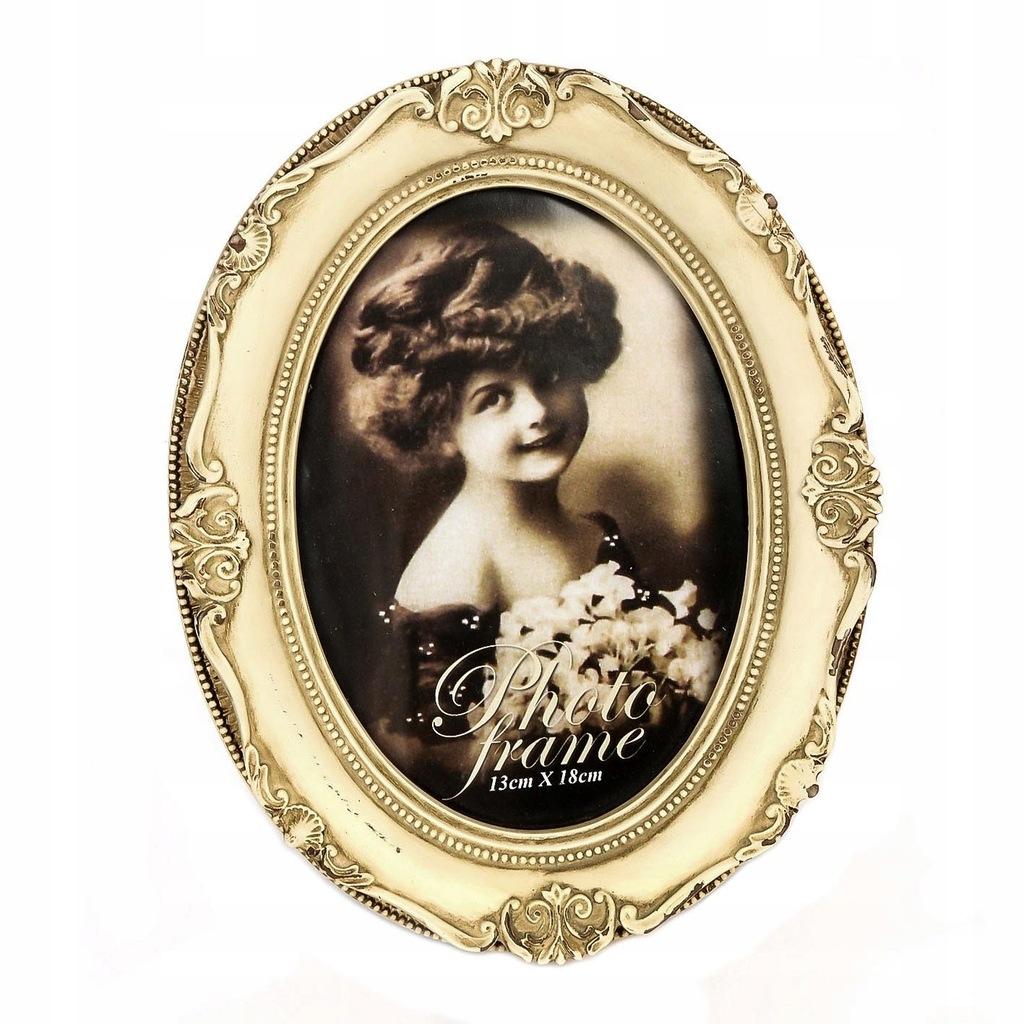 Ramka retro, owalna 13x18. Windsor Royal Colection