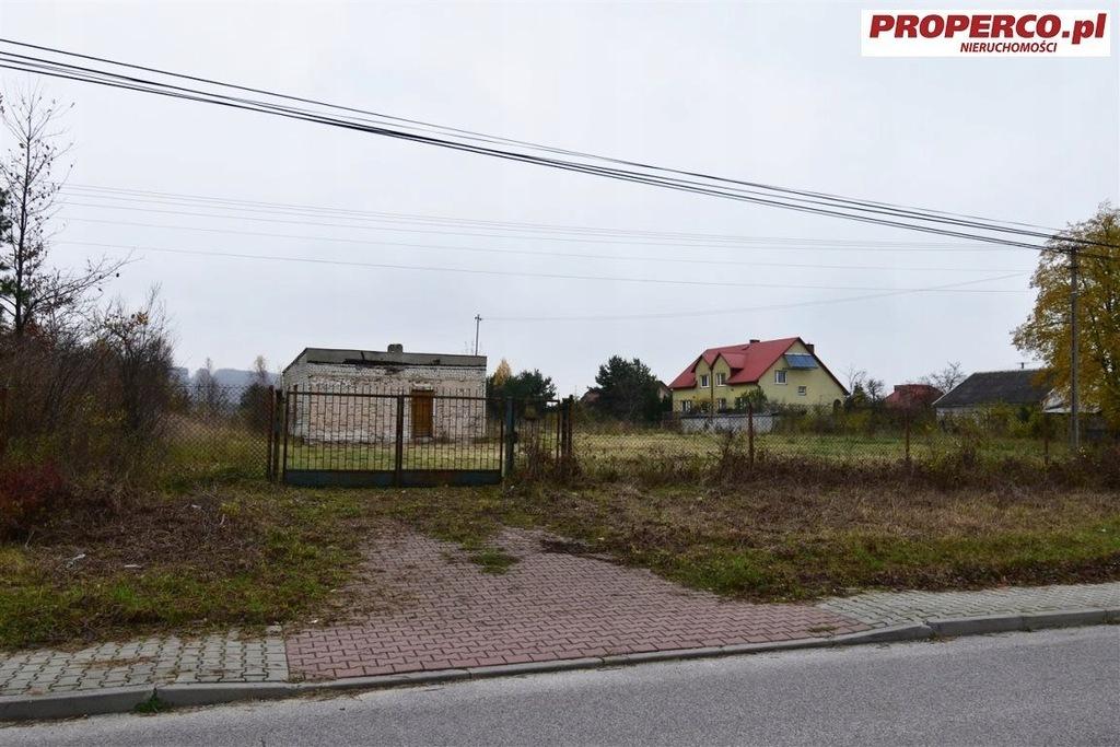 Działka, Zagrody, Sitkówka-Nowiny (gm.), 3824 m²