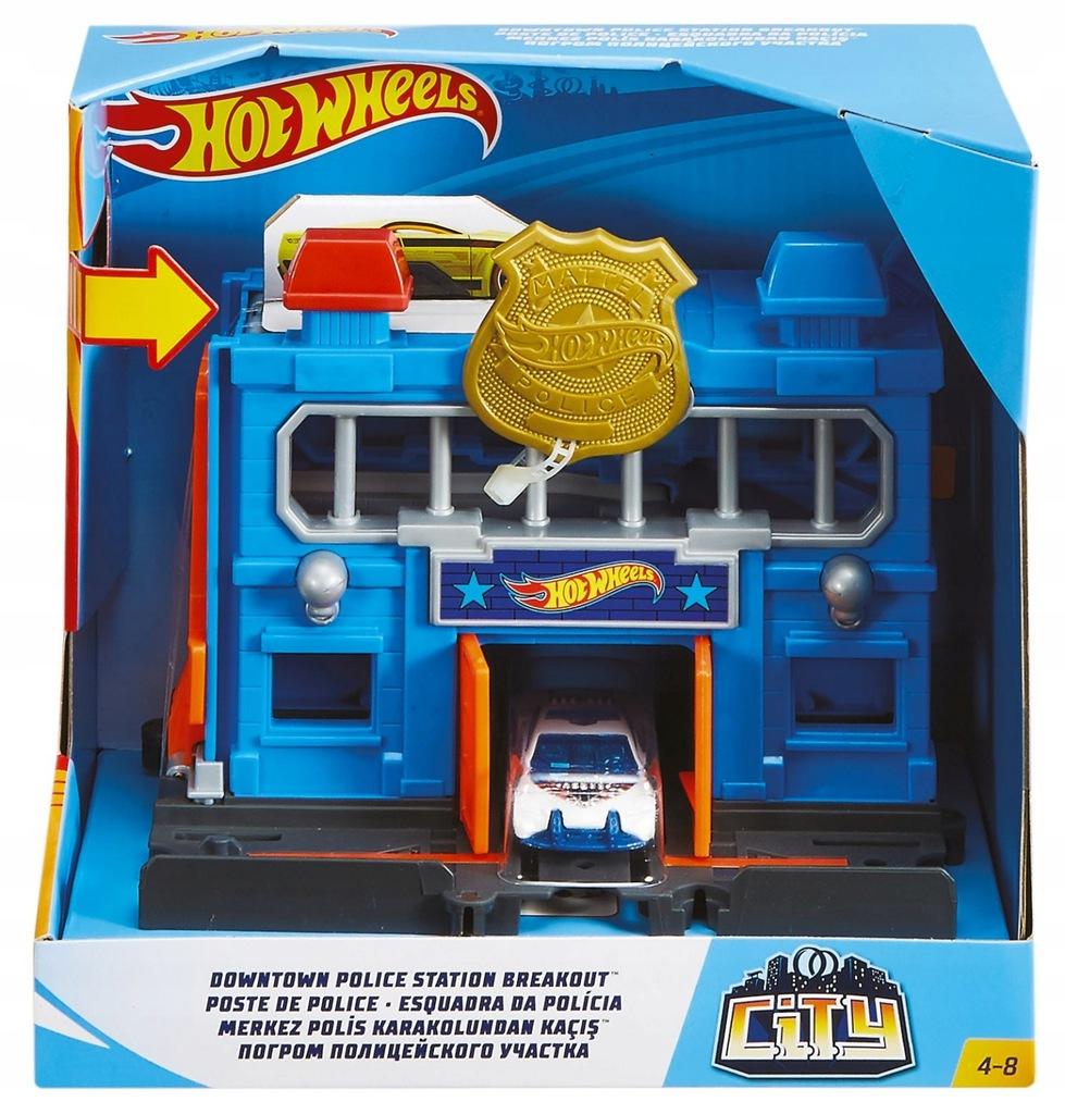 Hot Wheels City. FRH28 Małe zestawy, mix wzorów