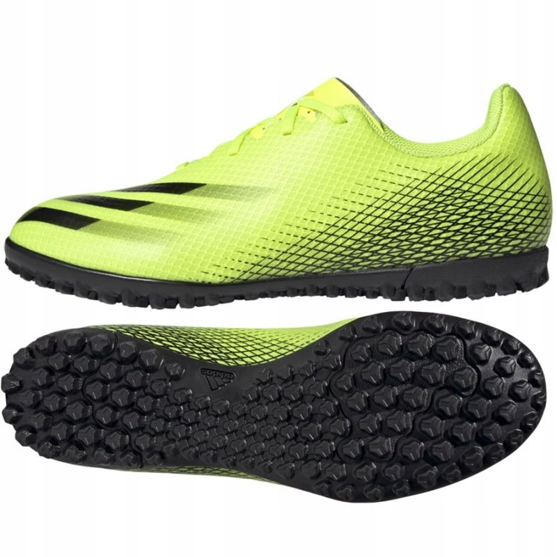 Buty piłkarskie adidas X Ghosted.4 TF M FW6917 42
