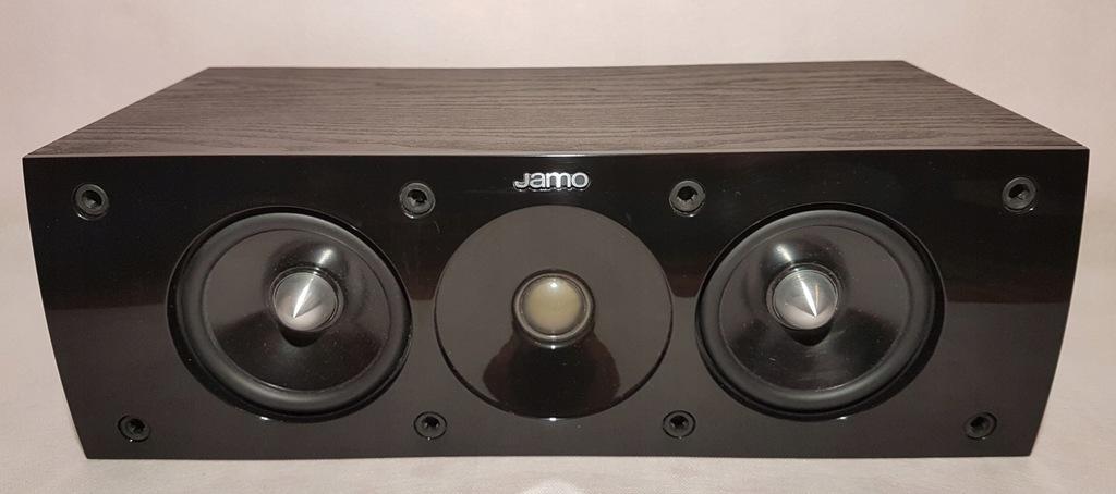 Jamo S60 CEN - Black Piano- kolumna centralna S606